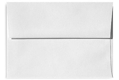 LUX A2 (4 3/8 x 5 3/4) 500/Box, White Linen (4870-WLI-500)