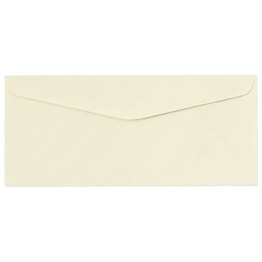 LUX Moistenable Glue #9 Regular Envelopes (3 7/8 x 8 7/8) 500/Box, Natural (4855-NPC-500)