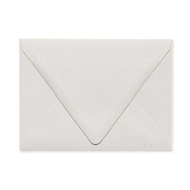 LUX A6 Contour Flap Envelopes (4 3/4 x 6 1/2), 100% Recycled, Natural, 1000/Box (1875-NPC-1000)