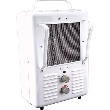 Airmaster Fan Company Portable Fan-Forced Utility Heater, 120V