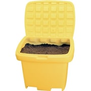 Urban Images Storall 500 Container, Yellow