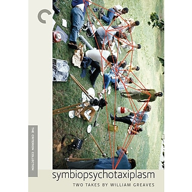 Symbiopsychotaxiplasm: Two Takes (DVD)