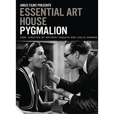 Pygmalion (Essential Art House) (DVD)