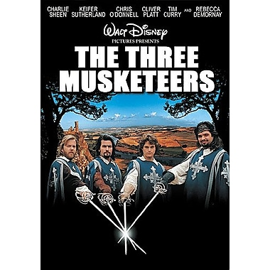 Three Musketeers (DVD)