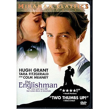 The Englishman Who Went Up a Hill and But Came Down a Mountain (DVD)