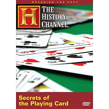 Decoding The Past: Secrets of The Playing Card (DVD)