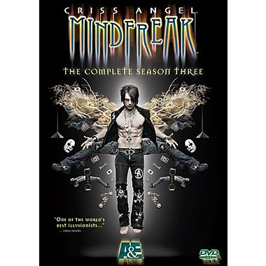 Criss Angel: Mindfreak: The Complete Season Three (DVD)