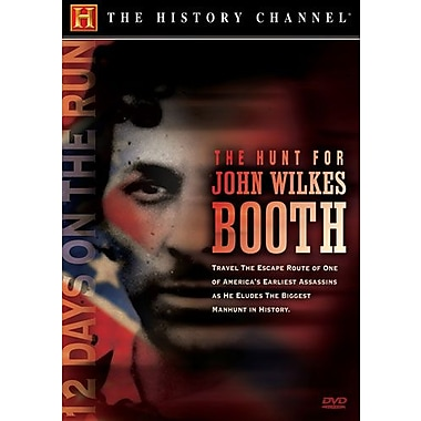 The Hunt for John Wilkes Booth (DVD)