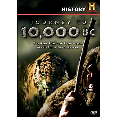Journey to 10,000 BC (DVD)
