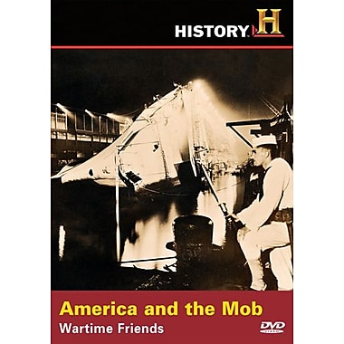 America and The Mob - Wartime Friends (DVD)