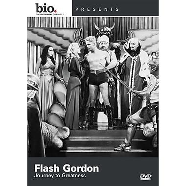 Flash Gordon: Journey To Greatness (DVD)