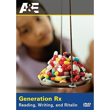 Investigative Reports: Generation RX: Reading, Writing and Ritalin (DVD)