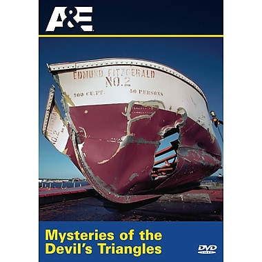 History's Mysteries: Mysteries of the Devil's Triangles (DVD)