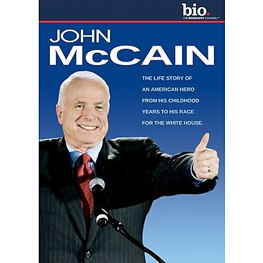 John McCain (Election Update Edition) (DVD)