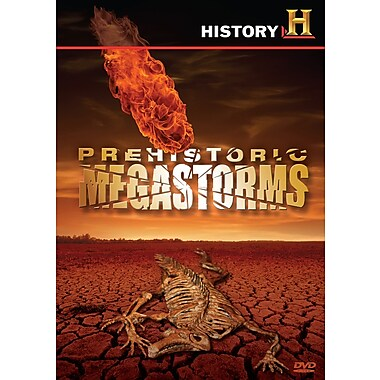 Prehistoric Megastorms (DVD)