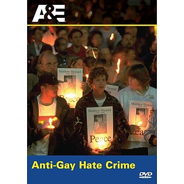 Investigative Reports: Anti-Gay Hate Crimes (DVD)