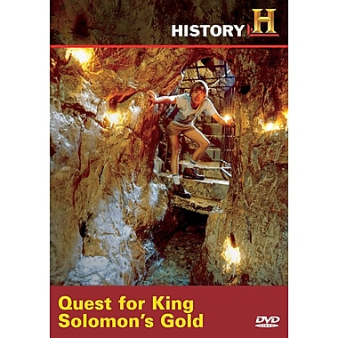 Digging For The Truth - Quest for King Solomon's Gold (DVD)