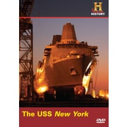 Hero Ships: USS New York (DVD)