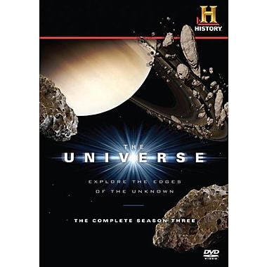 The Universe: The Complete Season Three (DVD)