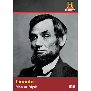 Investigating History: Lincoln: Man or Myth (DVD)