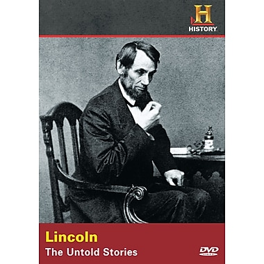 Lincoln: The Untold Stories (DVD)