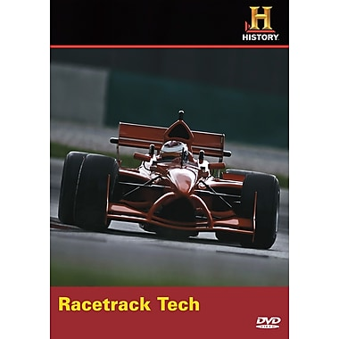 Racetrack Tech (DVD)