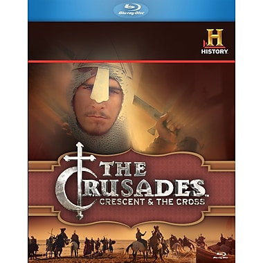 Crusades - The Crescent and The Cross (Blu-Ray)
