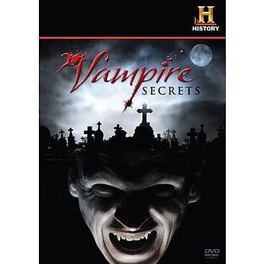 Vampire Secrets (DVD)