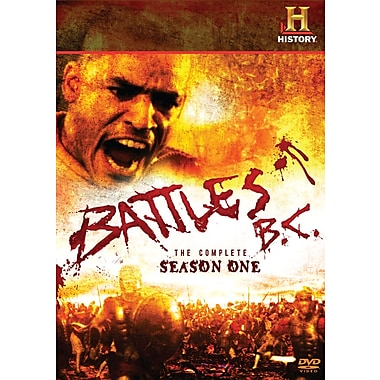 Battles BC: The Complete Season 1 (DVD)