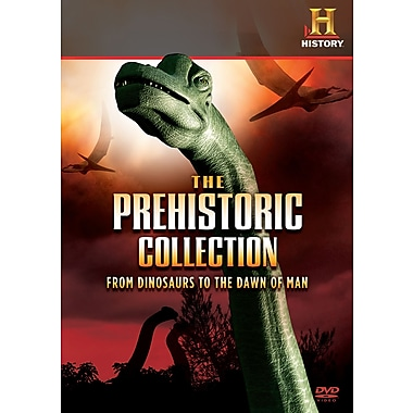 The Prehistoric Collection: From Dinosaurs to the Dawn of Man (DVD)