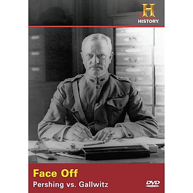 Face off: Pershing vs Gallwitz (DVD)