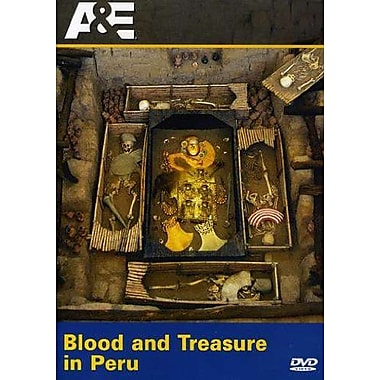 Blood and Treasure In Peru (DVD)