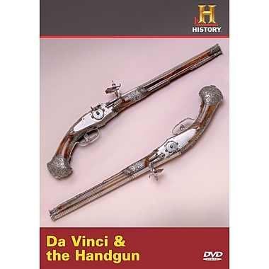 Man, Moment, Machine: Da Vinci & the Handgun (DVD)