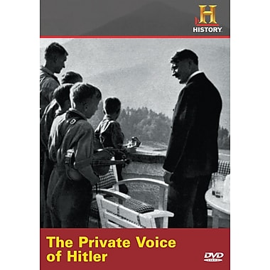 The Private Voice of Hitler (DVD)