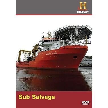 Mega Movers: Sub Salvage (DVD)