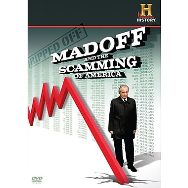 Ripped off: Madoff and the Scamming of America (DVD)