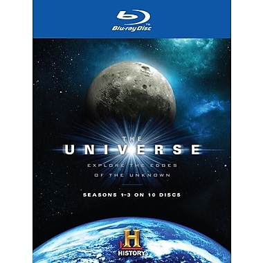 The Universe: Seasons 1-3 (Blu-Ray)
