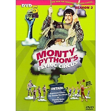 Monty Python's Flying Circus: Season 3, Set 5 (DVD)
