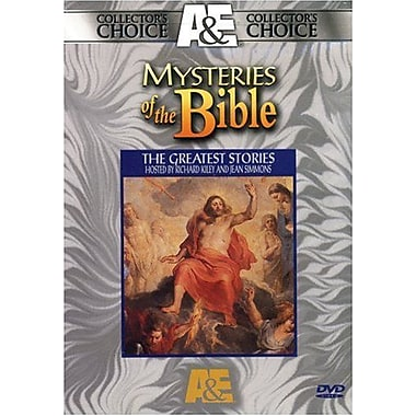 Mysteries of The Bible (DVD)