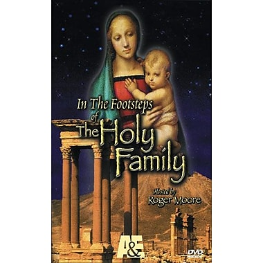 In The Footsteps of The Holy Family (DVD)