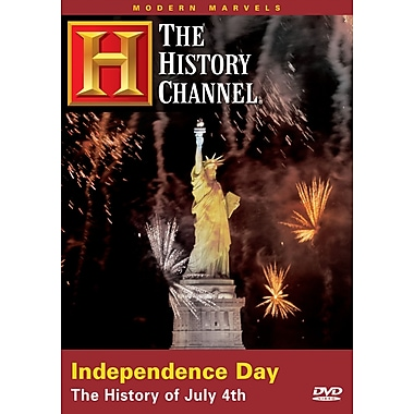 Independence Day: The History of July 4th (DVD)