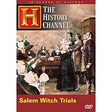 In Search of History: Salem Witch Trials (DVD)