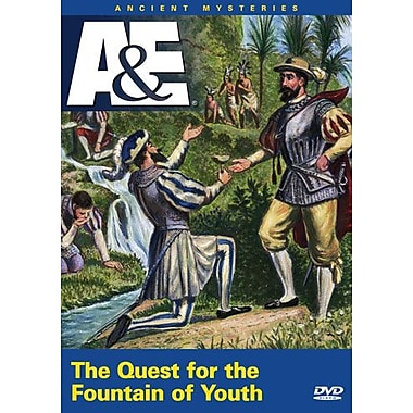 Quest for the Fountain of Youth (DVD)