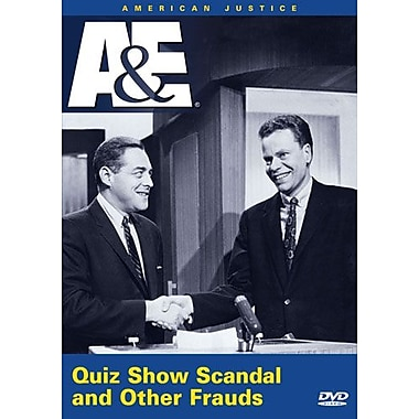 Quiz Show Scandal & Other Frauds (DVD)