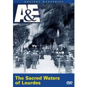 Sacred Waters of Lourdes (DVD)