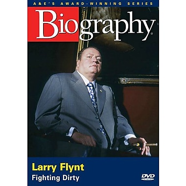 Biography: Larry Flynt: Fighting Dirty (DVD)