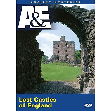 Lost Castles of England (DVD)