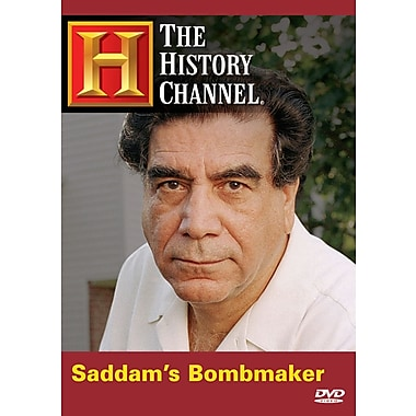 The History Channel: Saddam's Bombmaker (DVD)