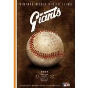 New York Giants Vintage World Series Film (DVD)
