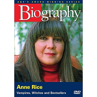 Anne Rice - Vampires, Witches and Best Sellers (DVD)
